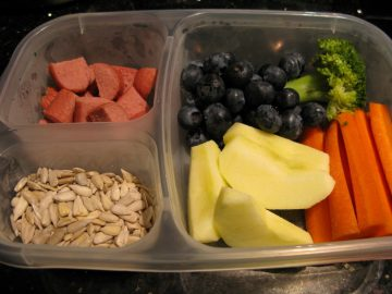 Getting Ready for School: lunches, snacks, and beyond!