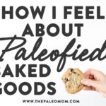 paleofied baked goods