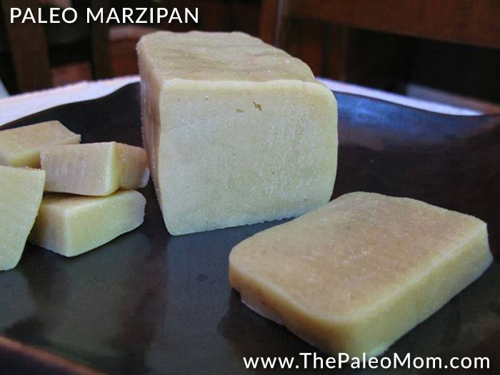 Paleo Marzipan