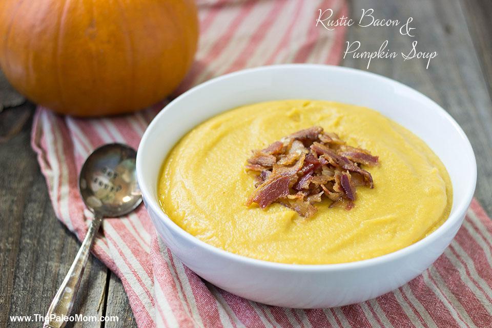 Rustic Pumpkin Soup-032