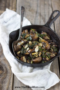 Stir Fried Turnip Greens-044
