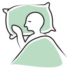 Exercise helps improve sleep quality