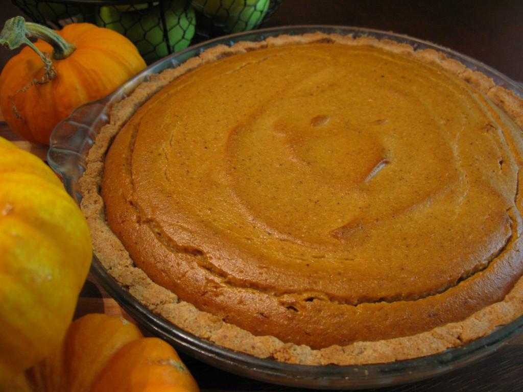 » The Best Paleo Pumpkin Pie