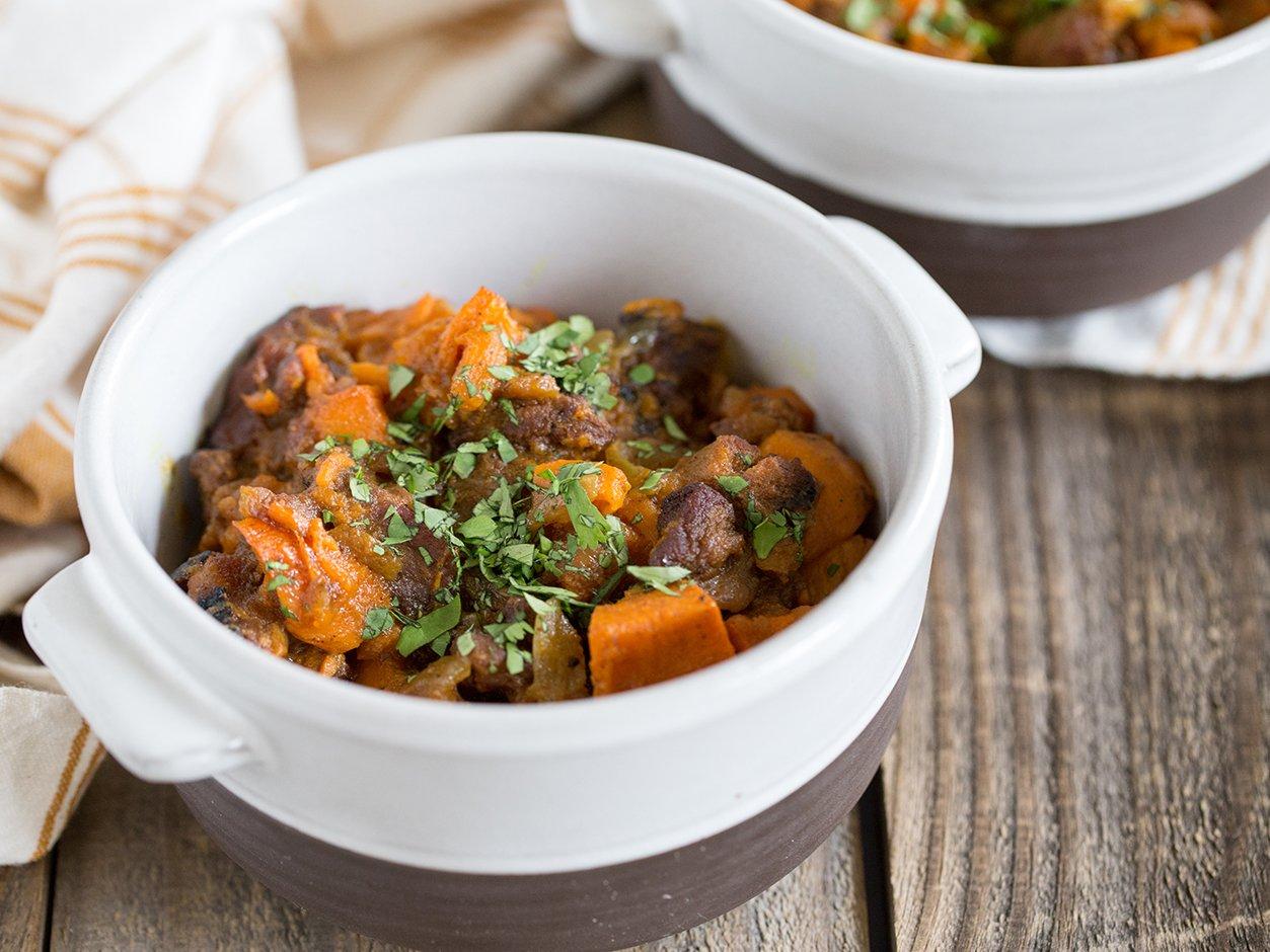 morroccan lamb stew