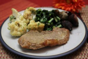 Simple Broiled Pork Chops | The Paleo Mom