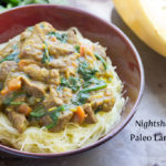 Paleo Lamb Curry