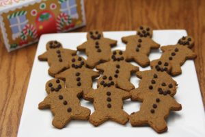 Paleo Gingerbread Cut-Outs | The Paleo Mom