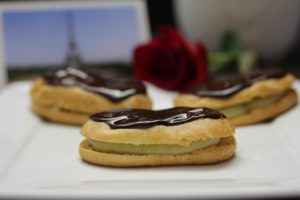Paleo Chocolate Eclairs | The Paleo Mom