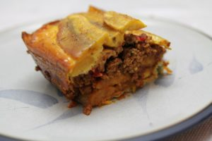 Puerto Rican Plantain Lasagna (Pastelon) | The Paleo Mom