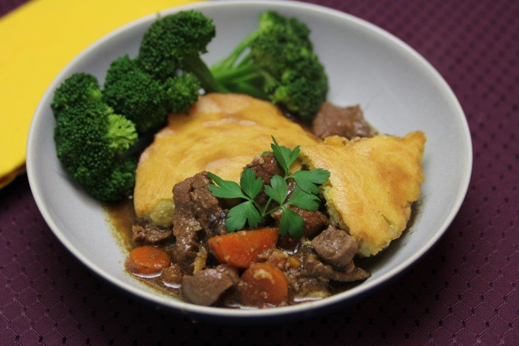 Paleo Steak and Kidney Pie | The Paleo Mom