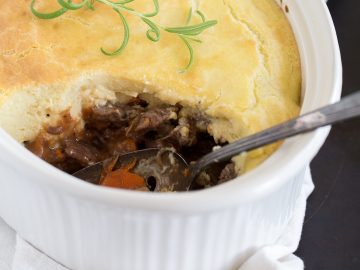 steak and kidney pot pie