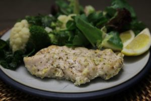 Greek-Inspired Baked Chicken Breast | The Paleo Mom