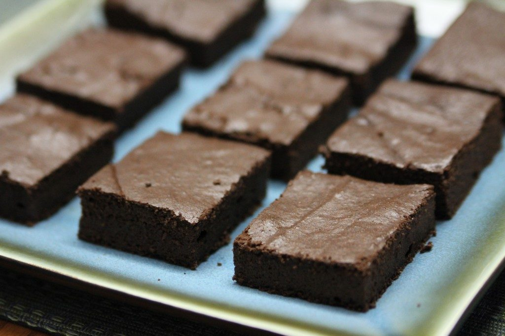Spinach Brownies (Nut-Free) | The Paleo Mom