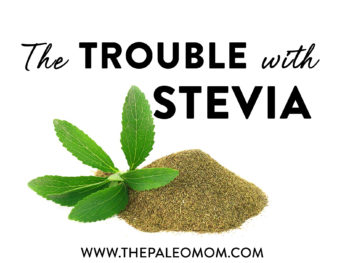 the trouble with stevia