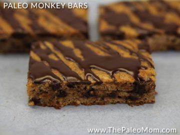 Paleo Monkey Bars
