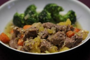 Pressure Cooker Lamb Stew | The Paleo Mom