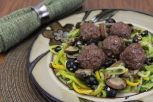 Autoimmune Protocol-Friendly Paleo Spaghetti and Meatballs | The Paleo Mom