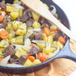 Pressure Cooker Lamb Stew