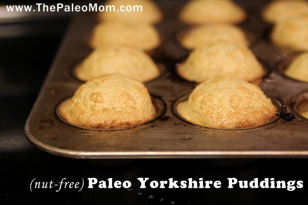 Paleo Yorkshire Puddings