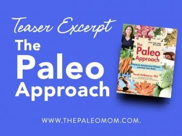 Teaser Excerpt The Paleo Approach