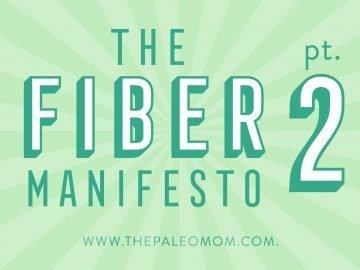 The Fiber Manifesto part 2