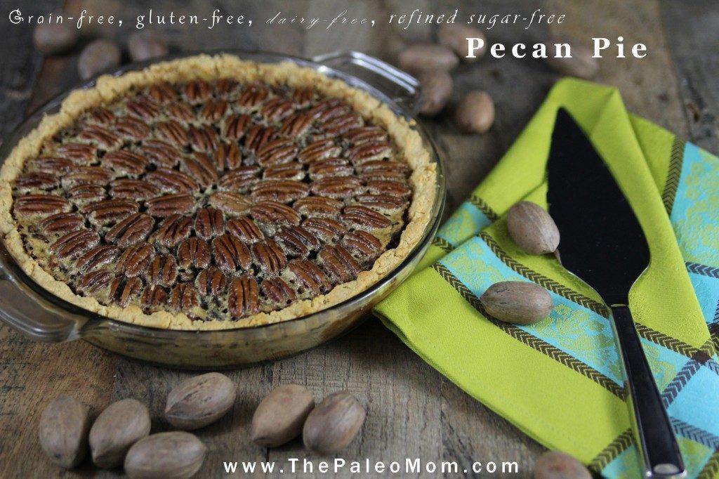 Pecan pie the paleo mom paleo pecan pie the paleo mom forumfinder Choice Image