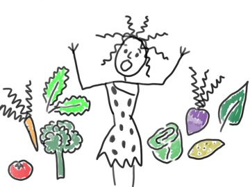 Veggiephobia:  Why limiting your vegetable intake might be slowing down healing