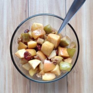 Maple-Baked Apples from Paleo Slow Cooker