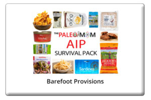 Barefoot Provisions Button