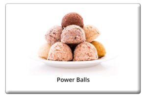 Power Balls Button
