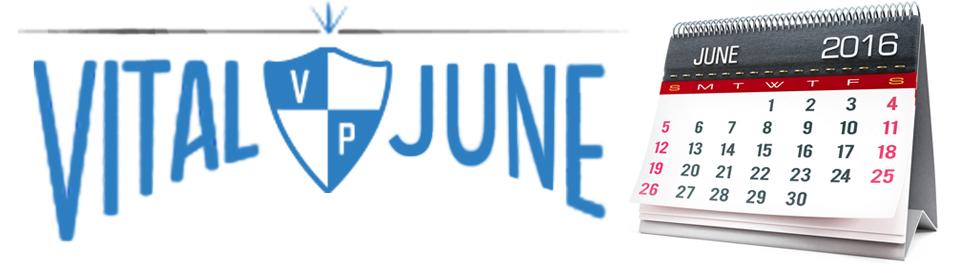 Vital June Banner