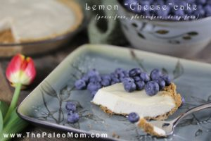 "Paleo ""Cheese"" Cake 