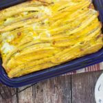 Plantain Curry Lasagna