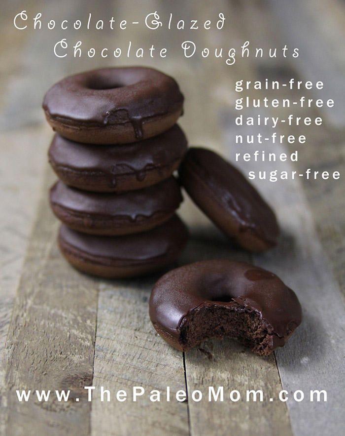 Chocolate-Donuts