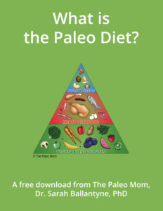 What is the Paleo Diet Cover