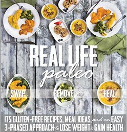 Book Review:  Real Life Paleo by Stacy Toth and Matthew McCarry
