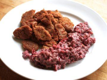 Guest post from Gabriella Schneider – Sweet Potato Sage Gnocchi with Cranberry Bologense (Autoimmune Protocol Friendly)