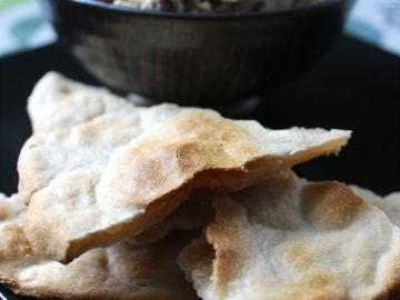 Guest Post by Jennifer Robins – Paleo Pita Bread (Autoimmune Protocol-Friendly)