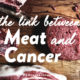 meat and cancer