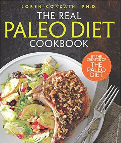 Book review the real paleo diet cookbook by loren cordain phd book review the real paleo diet cookbook by loren cordain phd the paleo mom forumfinder Images