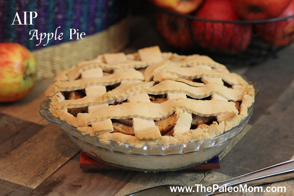 Apple Pie (Two Variations, AIP and Standard Paleo)
