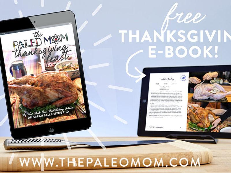 Free Thanksgiving Ebook