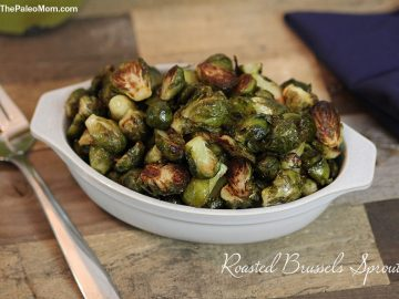 Roasted Brussels 2