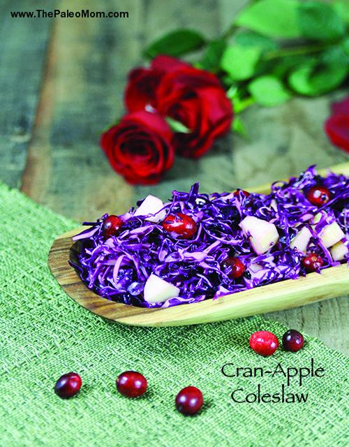 Cran-Apple Coleslaw