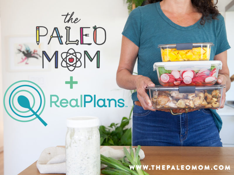 paleo mom and real plans