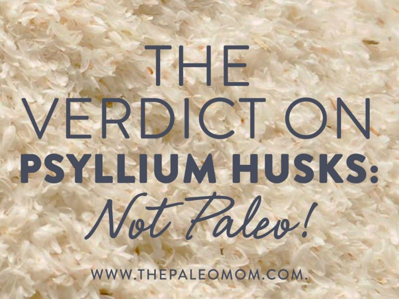 Amazing The Verdict On Psyllium Husks Not Paleo The Paleo Mom Spiritservingveterans Wood Chair Design Ideas Spiritservingveteransorg