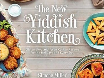 Book Review: The New Yiddish Kitchen by Simone Miller and Jennifer Robins