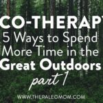 Eco-Therapy Part 1