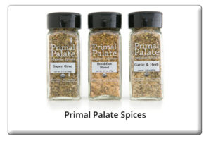Primal Palate Spices Button