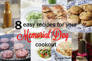 8 Easy Recipes for your Memorial Day Cookout | www.ThePaleoMom.com